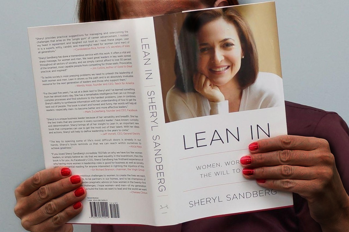 """Leaning In and Falling Over: A Review of """"Lean In"""""""